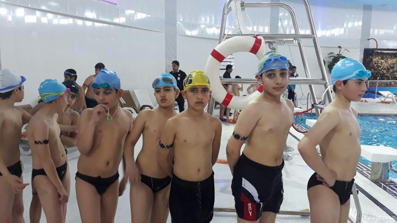 تیم شنای فجر ایرانیان